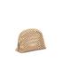 Loeffler Randall Women's Small Perforated Cosmetic Bag - Nude: Image 2