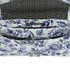 Loeffler Randall Women's Lock Clutch Bag - Porcelain Print: Image 4