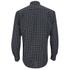 Vivienne Westwood MAN Men's Biscuit Shirting Classic Cut Away Shirt - Blue: Image 2