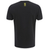 Crosshatch Men's Pegasus Print T-Shirt - Black: Image 2