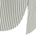 rag & bone Women's Virginia Dress - Black/White Stripe: Image 3