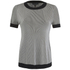 rag & bone Women's Leila Crew Top - Black: Image 1