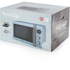 Swan SM22030BLN Digital Microwave - Blue - 800W: Image 5