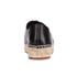 Alexander Wang Women's Devon Leather Espadrilles - Black: Image 3