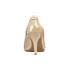MICHAEL MICHAEL KORS Women's MK-Flex Mid Pump Patent Court Shoes - Nude: Image 2