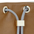 Dune Dezza Bucket Bag - Tan: Image 3