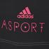adidas Women's Stella Sport Gym Print Photo T-Shirt - Grey: Image 6