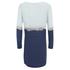 2NDDAY Women's Rothko Printed Dress - Navy Blazer: Image 2