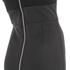 Lavish Alice Women's Mesh Overlay Bodycon Midi Dress - Black: Image 4