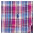 Polo Ralph Lauren Men's Checked Long Sleeve Shirt - Fuchsia: Image 3
