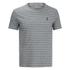 Polo Ralph Lauren Men's Short Sleeve Crew Neck T-Shirt - Boulder Grey: Image 1