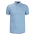 Polo Ralph Lauren Men's Short Sleeve Custom Fit Polo Shirt - French Turquoise: Image 1