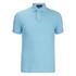 Polo Ralph Lauren Men's Short Sleeve Custom Fit Polo Shirt - Hammond Blue: Image 1