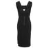 Finders Keepers Women's Big Shot Dress - Black: Image 4