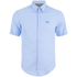 BOSS Green Men's C-Busterino Short Sleeve Shirt - Sky: Image 1