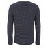 GANT Rugger Men's Mini Breton Crew Neck Long Sleeve Top - Persian Blue: Image 2