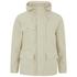 GANT Rugger Men's Fjord Parka Jacket - Off White: Image 1