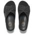 Ash Women's Secret Glitter Slide Sandals - Black/Black/Black: Image 2