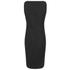 Diane von Furstenberg Women's Minetta Dress - Black/Ivory/Black: Image 2