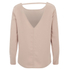 VILA Women's Unless Long Sleeve Top - Rugby Tan: Image 2