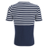 Arpenteur Men's Rachel Striped Jersey T-Shirt - Navy/White: Image 2