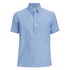 Arpenteur Men's Ete Polo Shirt - Blue Pique: Image 1