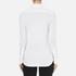 Polo Ralph Lauren Women's Heidi Long Sleeve Shirt - White: Image 3