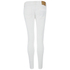 Polo Ralph Lauren Women's Tompkins Cropped Jeans - White: Image 2