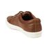 Polo Ralph Lauren Men's Geffrey Canvas/Leather Trainers - Polo Tan: Image 5