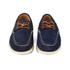 Polo Ralph Lauren Men's Bienne II Suede Boat Shoes - Newport Navy: Image 4