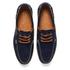 Polo Ralph Lauren Men's Bienne II Suede Boat Shoes - Newport Navy: Image 2