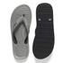 Polo Ralph Lauren Men's Whittlebury Flip Flops - Grey/ Black: Image 5