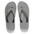 Polo Ralph Lauren Men's Whittlebury Flip Flops - Grey/ Black: Image 1
