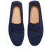 H Shoes by Hudson Men's Felipe Suede Driving Shoes - Navy: Image 2
