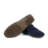H Shoes by Hudson Men's Felipe Suede Driving Shoes - Navy: Image 6