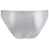 Prism Women's Punta Bikini Bottoms - Metal/Silver: Image 2