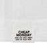 Cheap Monday Men's Standard Logo T-Shirt - White: Image 4