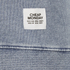 Cheap Monday Men's Rules Denim Sweatshirt - Stone Blue: Image 4