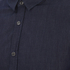 HUGO Men's Ero3 Long Sleeve Shirt - Dark Blue: Image 3