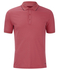 HUGO Men's Delorian Tipped Polo Shirt - Coral: Image 1