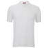 HUGO Men's Nono Plain Polo Shirt - White: Image 1