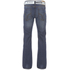 Smith & Jones Men's Farrier Belted Denim Jeans - Medium Wash: Image 2