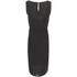BOSS Orange Women's Arigette Dress - Black: Image 2