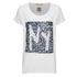 BOSS Orange Women's Talmaya T-Shirt - White: Image 1