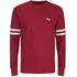 OBEY Clothing Men's Era Long Sleeve T-Shirt - Red: Image 1