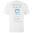 OBEY Clothing Men's Wake Up Basic T-Shirt - White: Image 2