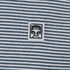 OBEY Clothing Men's Eighty Nine Striped T-Shirt - Blue: Image 3