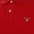 GANT Men's Original Pique Polo Shirt - Bright Red: Image 3