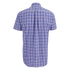 GANT Men's Albatross Cotton Linen Short Sleeve Shirt - Pale Pansy: Image 2
