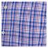 GANT Men's Albatross Cotton Linen Short Sleeve Shirt - Pale Pansy: Image 3